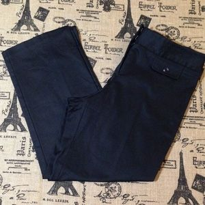 Oscar de la Renta Black Dress Pants Size 10P